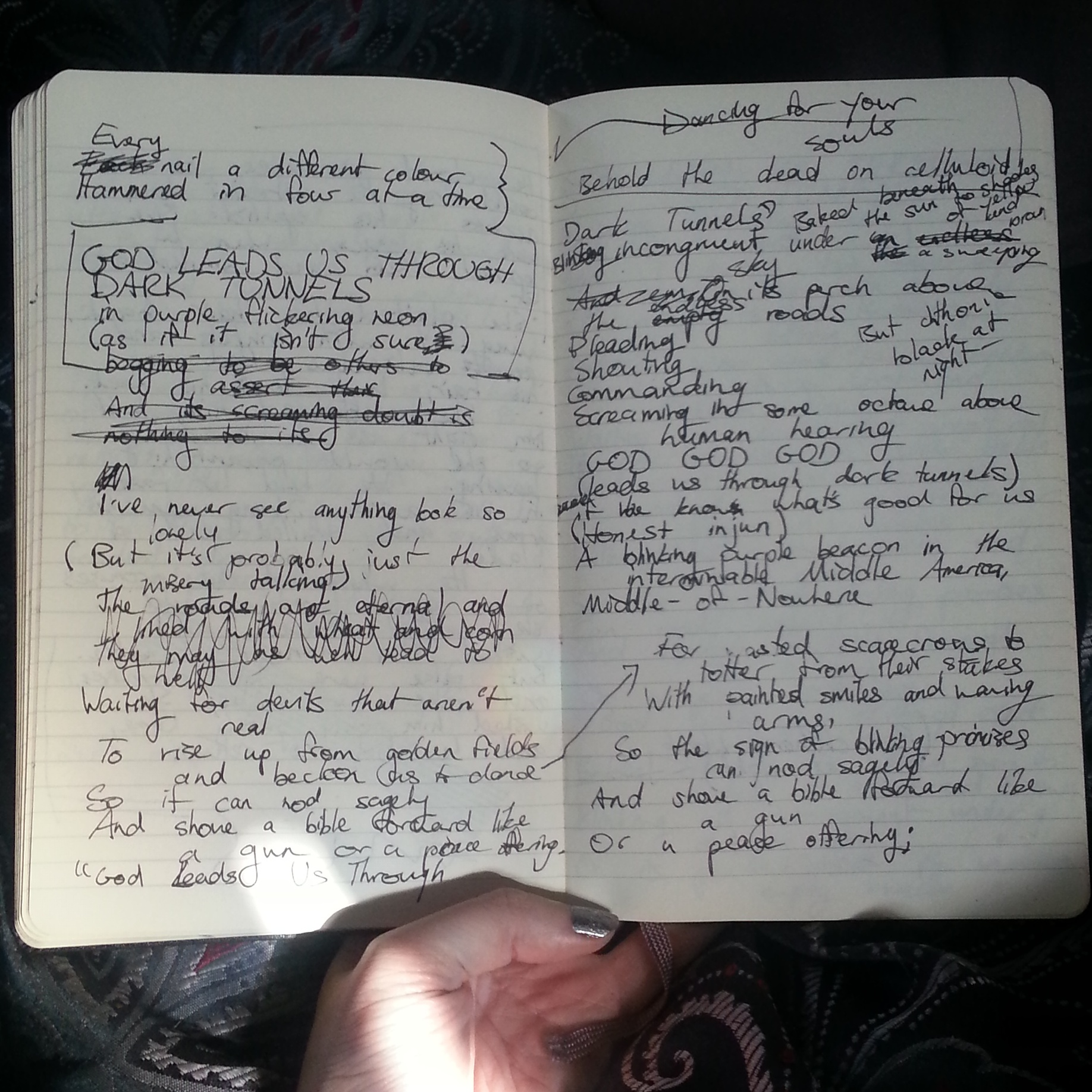 The Art of Writing Poetry